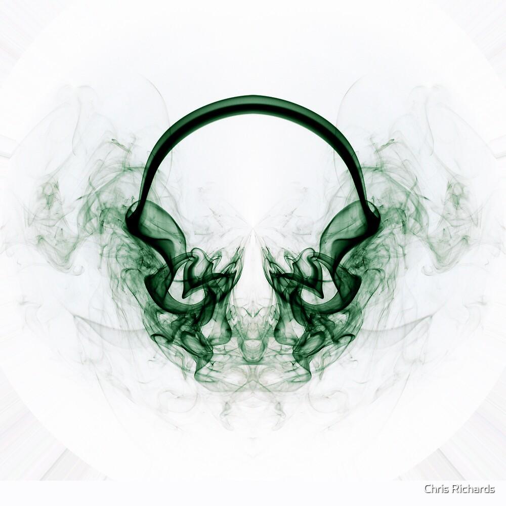 Smoke Abstract by Chris Richards