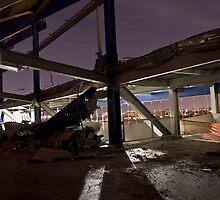 Shea Stadium Demolition by DariaGrippo