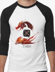 Guild Wars 2 Thief Men's Baseball ¾ T-Shirt