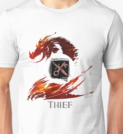 Guild Wars 2 Thief Unisex T-Shirt