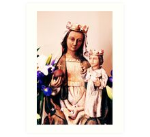 Our Lady of Colebrook Art Print