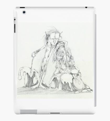 Elephantasia Fantasy Drawing iPad Case/Skin