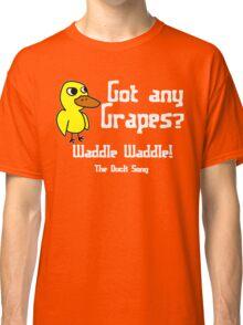 Duck Song Funny Geek Nerd Classic T-Shirt