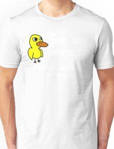 Duck Song Funny Geek Nerd Unisex T-Shirt