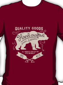 Quality Goods T-Shirt