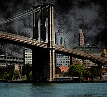 Brooklyn Bridge by Mary Ann Reilly