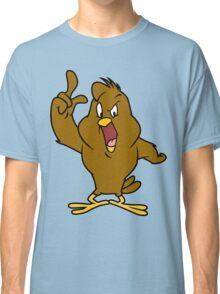 Henery hawk yelling Funny Geek Nerd Classic T-Shirt
