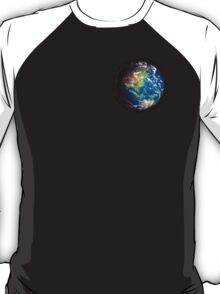 HUMANITY . ONE WORLD . ONE RACE T-Shirt