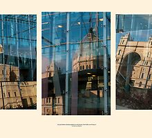 Royal reflections - triptych by fotoWerner