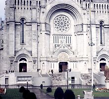 Basilica of St. Anne de Beaupre by George Cousins