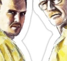 Walt & Jesse Sticker