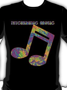 Psychedelic Rock 3 T-Shirt