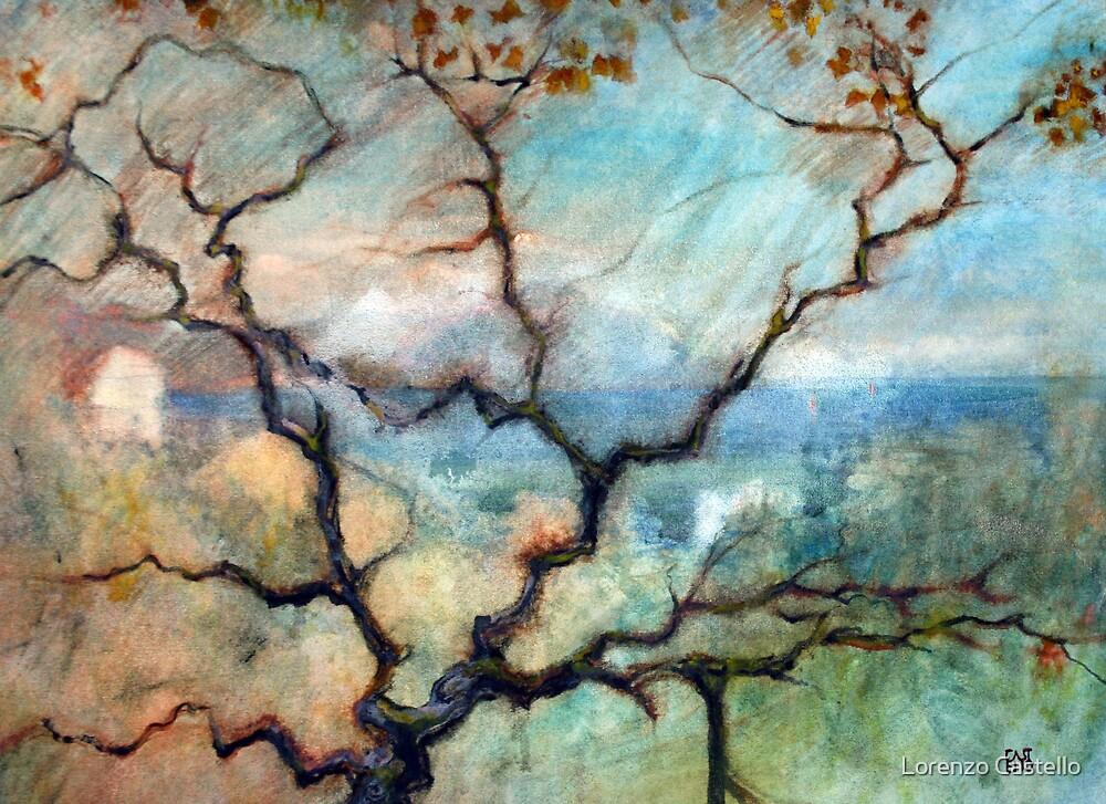 Branches on Portofino by Lorenzo Castello
