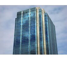 The Corporate Blues Photographic Print