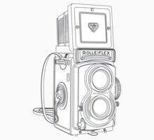Rolleiflex by Tim  Rudder