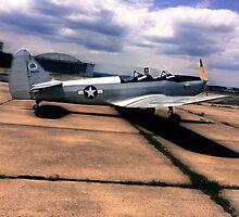 Fairchild Pt -19A  by ArtbyDigman