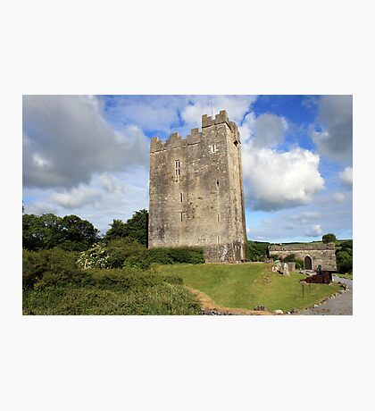 Dysert o Dea castle Photographic Print