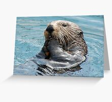 Furry Friend Greeting Card