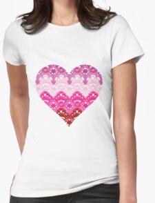 Lacey Heart T-Shirt