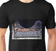 Yoga art 4 Unisex T-Shirt