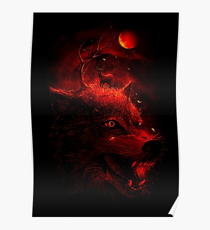 Red Dream Poster