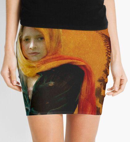 Tea In The Sahara Mini Skirt