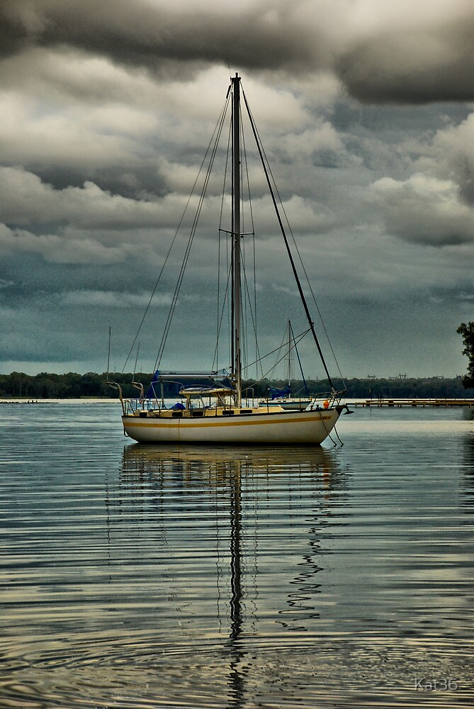 'Lone Sailor' by Kat36