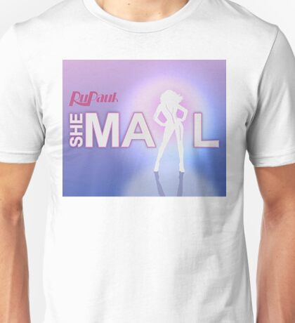 SHE-MAIL Unisex T-Shirt