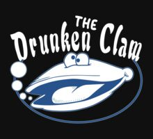 The drunken clam Funny Geek Nerd T-Shirt