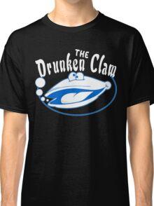 The drunken clam Funny Geek Nerd Classic T-Shirt