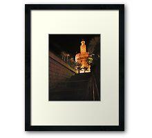 Torre del Oro Framed Print