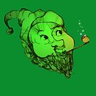 Leprechaun'... by Valerie Anne Kelly