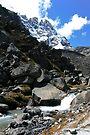 Ice Rocks Water by Richard Heath