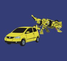 Volkswagen Fox Transformer by MrTWilson