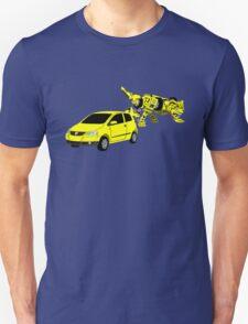 Volkswagen Fox Transformer Unisex T-Shirt
