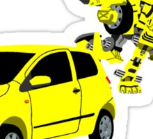 Volkswagen Fox Transformer Sticker
