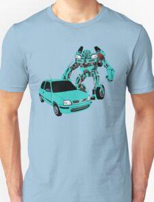 Nissan Micra Transformer T-Shirt