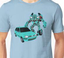 Nissan Micra Transformer Unisex T-Shirt