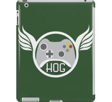 Head of Gaming Green iPad Case/Skin