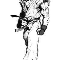 Ryu Portrait by gamershirts