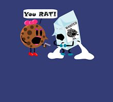 You RAT! Womens Fitted T-Shirt
