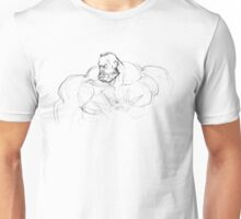 Zangief Portrait Unisex T-Shirt