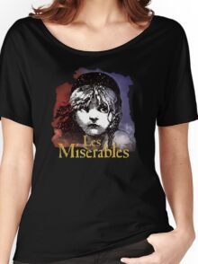 Les Miserables 2012 Women's Relaxed Fit T-Shirt