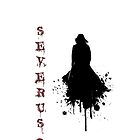 Severus Snape - The Tragedy by scatharis