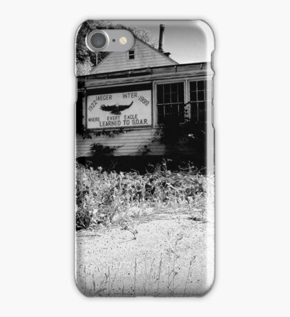 Learning To Fall iPhone Case/Skin