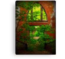 Leaving One Dream For Another Canvas Print