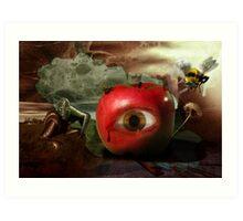 The Fall of Eden's Garden Art Print