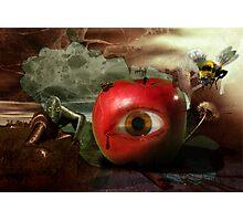 The Fall of Eden's Garden Photographic Print