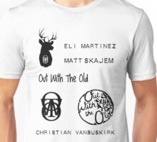 Out with the Old Sticker/Set Unisex T-Shirt