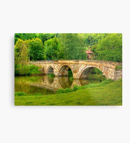 Kirkham Bridge - River Derwent Metal Print